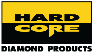 Hardcore Diamond Products Logo